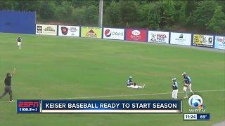 Keiser Baseball ready for 2019 season