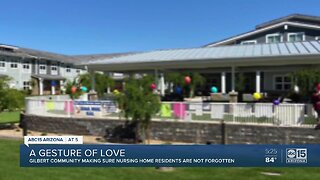A gesture of love for a Gilbert nursing home