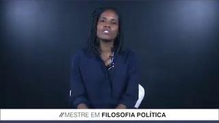 Filósofa Djamila Ribeiro critica racismo de William Waack