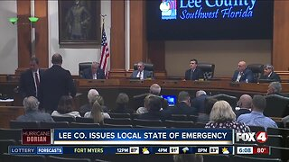 Lee County remains under a state of emergency