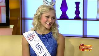 Chatting with Miss Wisconsin's Outstanding Teen 2018