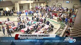 Gospel Rescue Mission Banquet