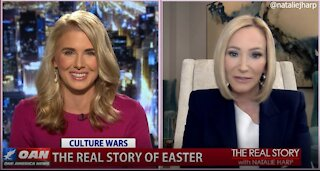 The Real Story - OANN Satan Shoes with Paula White