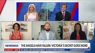 The Angels have Fallen: Victoria's Secret goes Woke