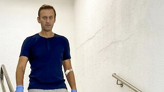 Alexei Navalny Accuses Russia's President Of Poisoning Him
