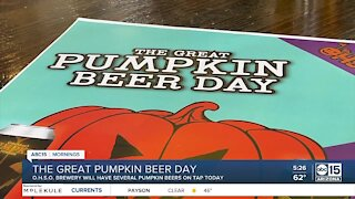 You can try 20+ pumpkin beers at OHSO on Thursday
