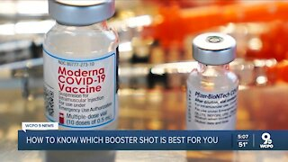 Which COVID booster is best for you?