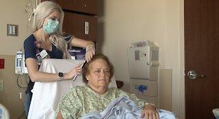 Las Vegas nurse braids patients hair on days off