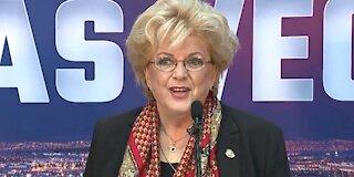 Las Vegas Mayor Carolyn Goodman admits to testing positive for COVID