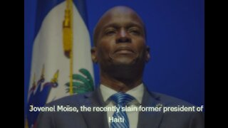 Is Organized Crime Tied to Haiti President's Assassination?