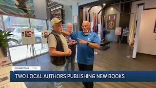 Two Kern County veterans publishing new books