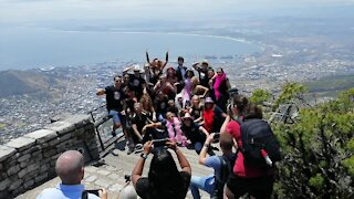 SOUTH AFRICA - Cape Town - Rocky Horror Table Mountain (Video) (6nr)