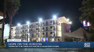 Phoenix Inn to be turned into shelter to house people in need