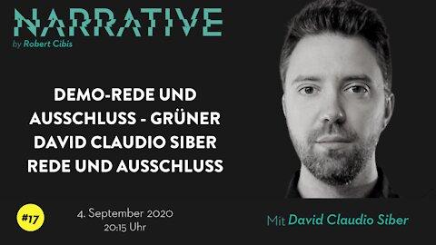 Narrative #17 - David Claudio Siber