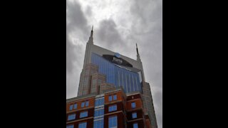 Did a Missile Strike the AT&T Building in Nashville?