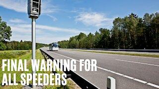 Toronto's Photo Radar Cameras Will Start Ticketing Drivers In July