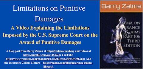 Limitations on Punitive Damages