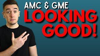 The Week Ahead 🚀🚀🚀 || AMC & GameStop Apeish Momentum