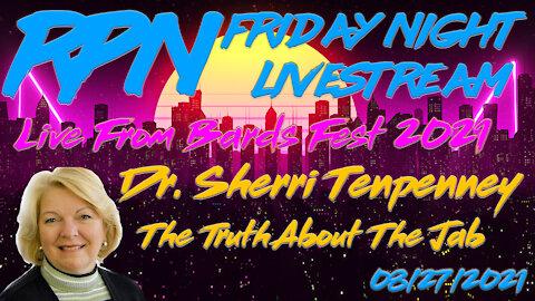 Dr. Sherri TenPenney Joins Zak Paine on Friday Night Livestream