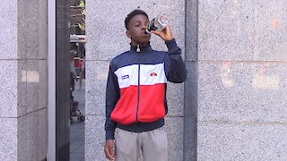 Social experiment: Would you stop a kid from drinking alcohol?