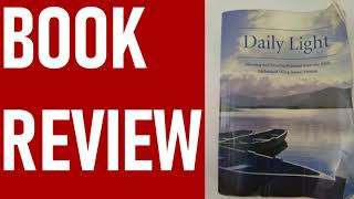 Daily Light by The Bagster Family - Book Review
