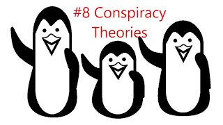 #8 Conspiracy theories