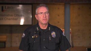 Update on Littleton shooting where officer was injured