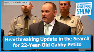 Heartbreaking Update in the Search for 22-Year-Old Gabby Petito
