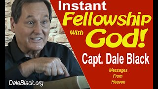 Instant Fellowship with God