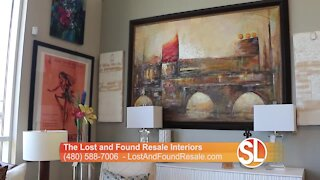 The Lost and Found Resale Interiors: Great deal on furniture, rugs and art!