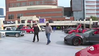 Cruising for a Cure: car show aims to get more men tested for prostate cancer