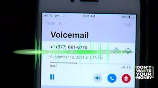 ATT DirecTV Phone Scam