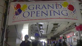 USS John C. Stennis Holds Grand Opening