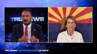 AZ State Senator Wendy Rogers Calls For Arrests
