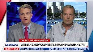 Americans Stranded in Afghanistan