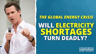 The Global Energy Crisis: Will People Freeze To Death?