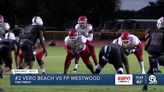 #2 Vero Beach takes down Fort Pierce Westwood