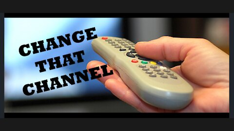 Dr Good Vibes: Change That Channel