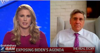 The Real Story - OAN Future of Bidenflation with Stephen Moore