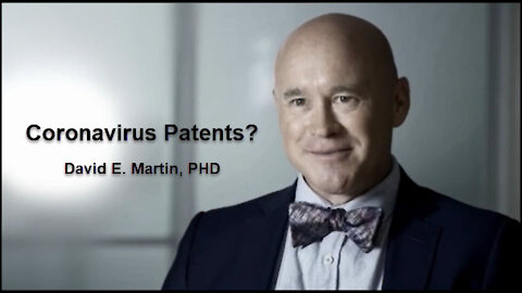 Coronavirus Patents - David E. Martin, PHD