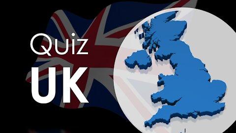 THE GREAT UK QUIZ