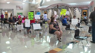 Platte County Health Department Board of Trustees votes to leave masks optional