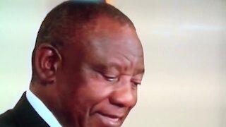 SOUTH AFRICA - Johannesburg - Cabinet video (r8K)