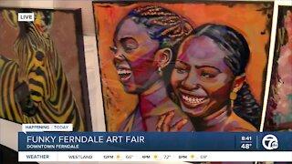 Ferndale Funky Art Fair