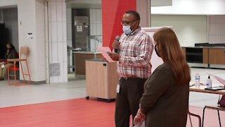Lansing School District holds Anti-violence meetings