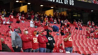 Chiefs Fan Tests Positive For COVID-19 After Attending Season Opener