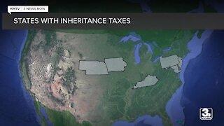 Effort underway to repeal Iowa's inheritance tax