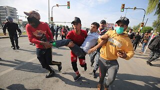 Over 60 People Killed In Weekend Protests In Iraq