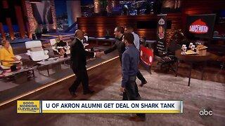 U of Akron Alumni get deal on Shark Tank