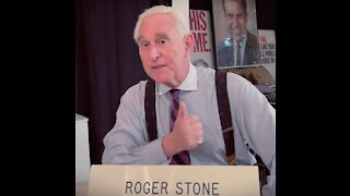 """Roger Stone Calls Out Pompeo as """"Deep State Trojan Horse"""""""